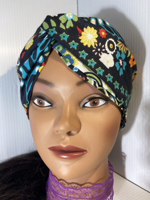 Floral headband by Myre's